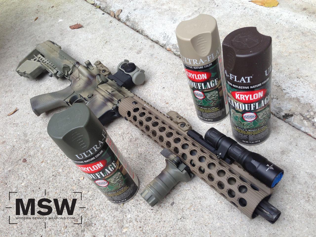 pin spray paint camo rifle on pinterest. Black Bedroom Furniture Sets. Home Design Ideas