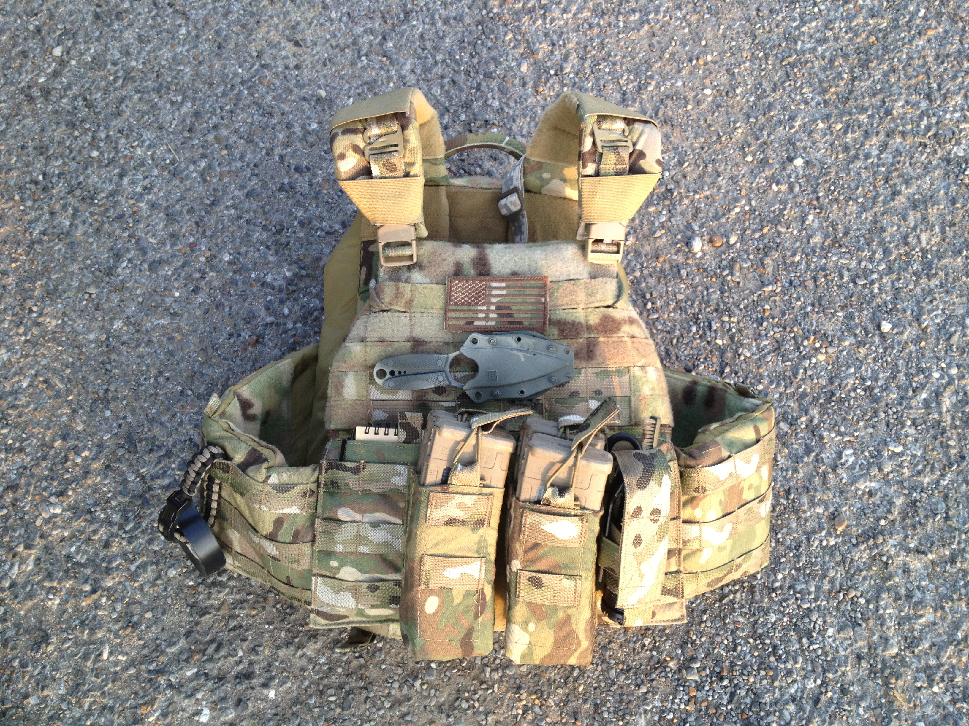 Skd Pig Plate Carrier A Review Modern Service Weapons