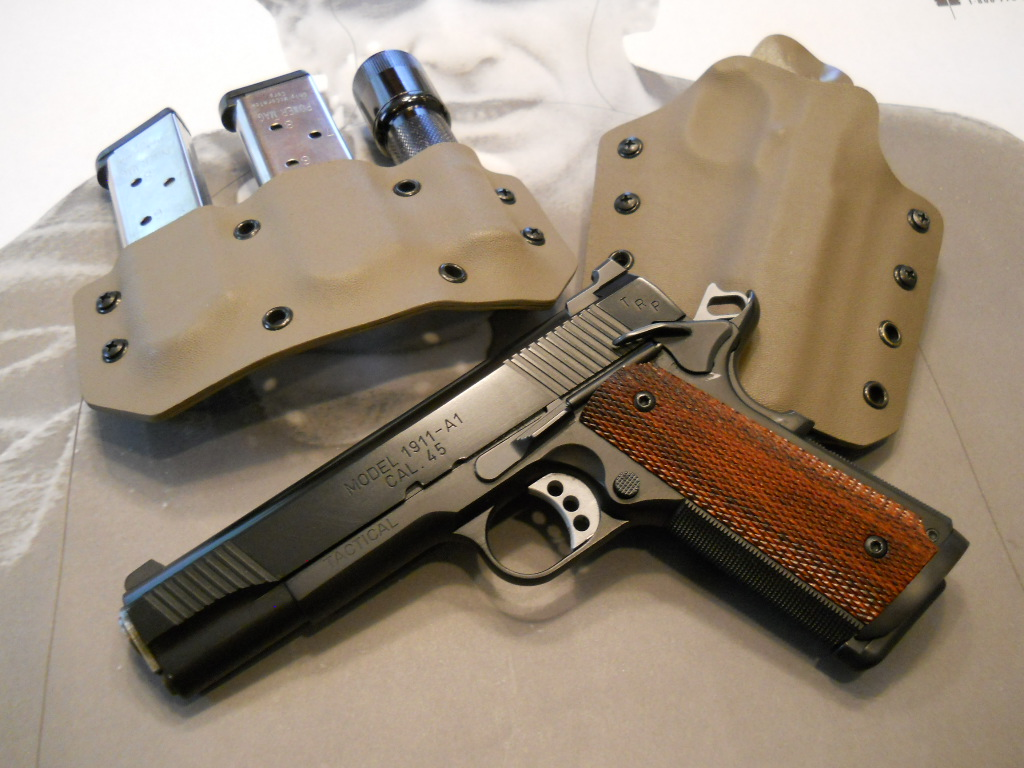 Photo Of The Day Springfield Trp 1911 Modern Service Weapons